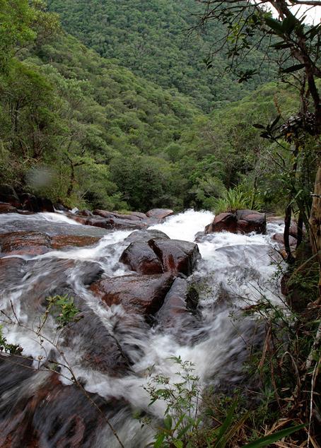 Cachoeiras Naturais